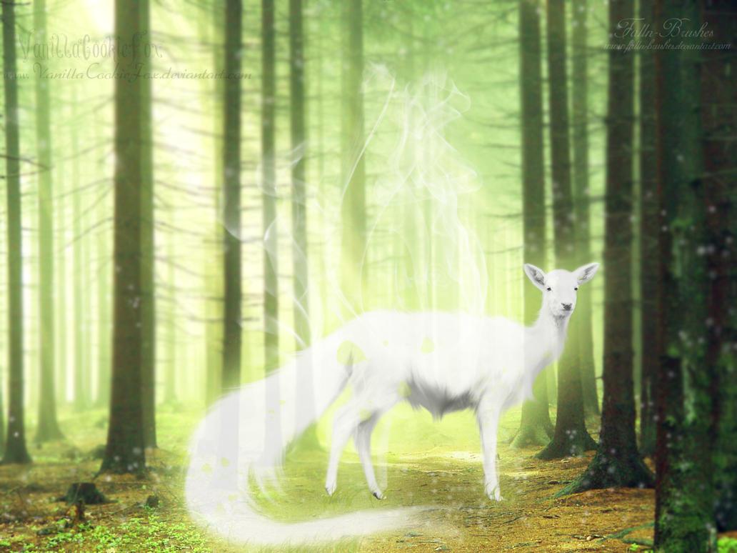 Fading away by VanillaCookieFox