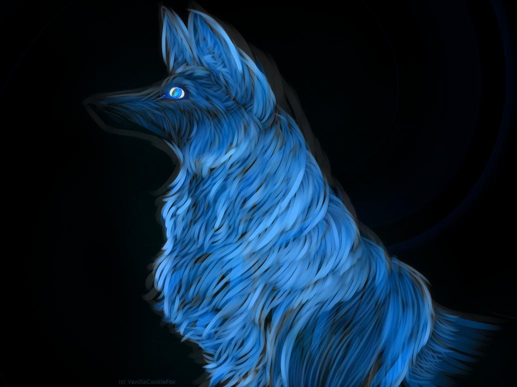 Blue by VanillaCookieFox