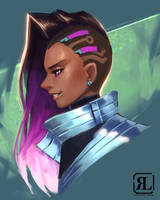 Sombra by ReaganLong