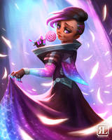 Princess Sombra by ReaganLong
