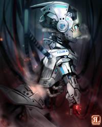 Robo Grill by ReaganLong