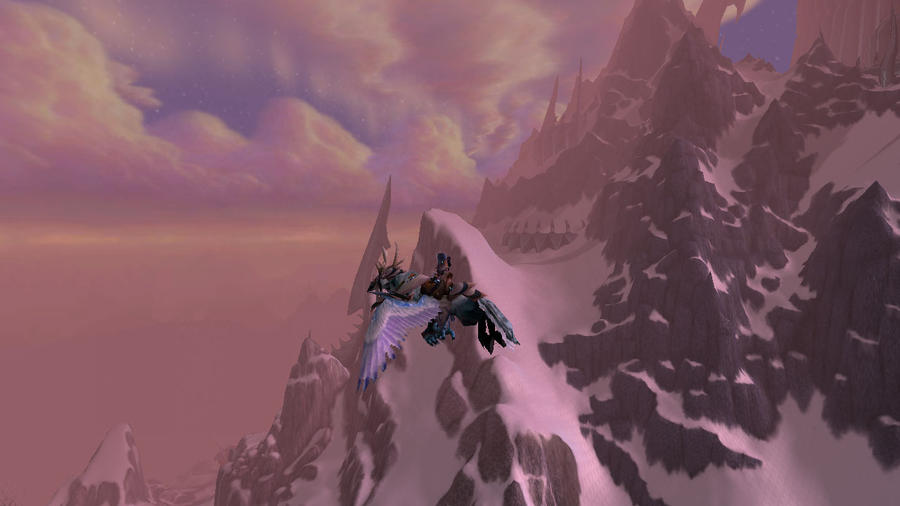how to get to icecrown citadel from dalaran