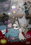 Pokemon Spooky Selection - Happy Halloween!