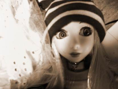 Emily, a doll with a soul.. by createdsouls