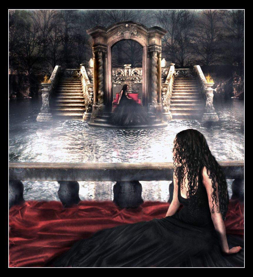 Lake of Tears by Fenrizulf
