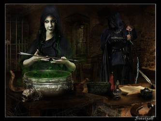 Poisoner by Fenrizulf