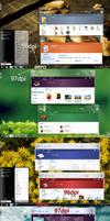 my Longhorn desktop 27.05