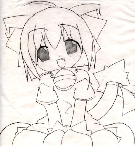 anime drawings. Anime drawings by ~Inara-chan