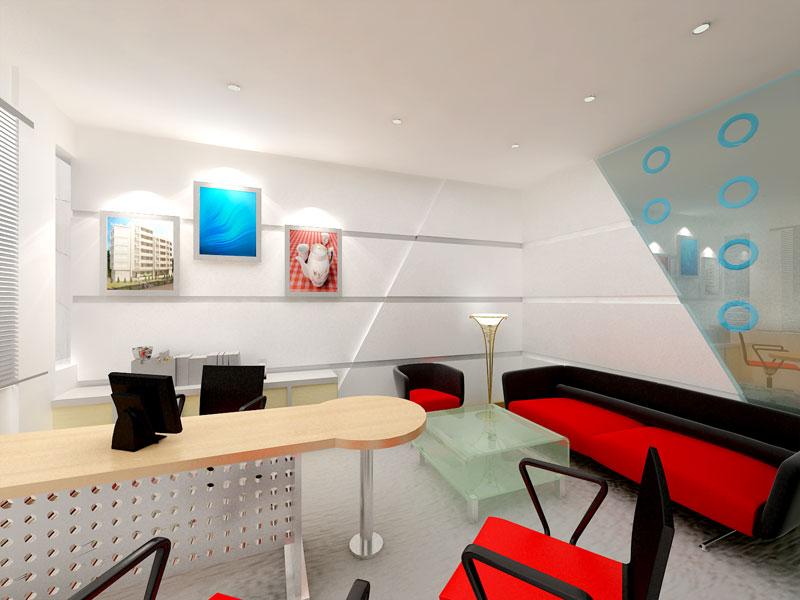 Ordinaire Fancy Office Room 2 By L1QU1DX ...