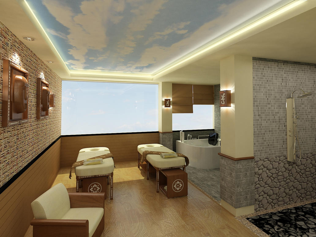 Beauty Therapy Room Design