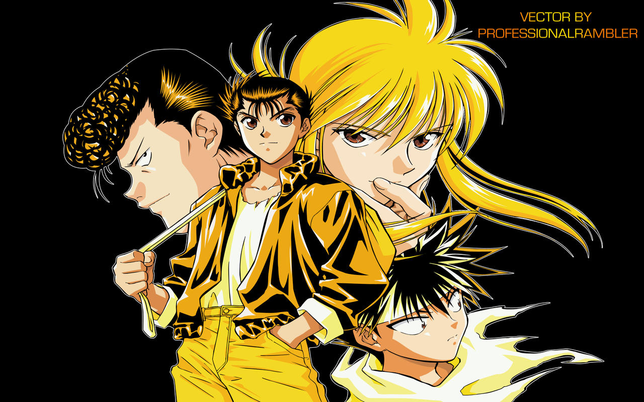 Shinobu Sensui by madmaxsol on DeviantArt in 2020   90s