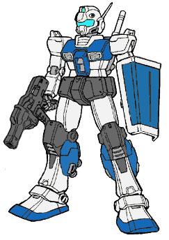 RGM-79Cb by swordoath