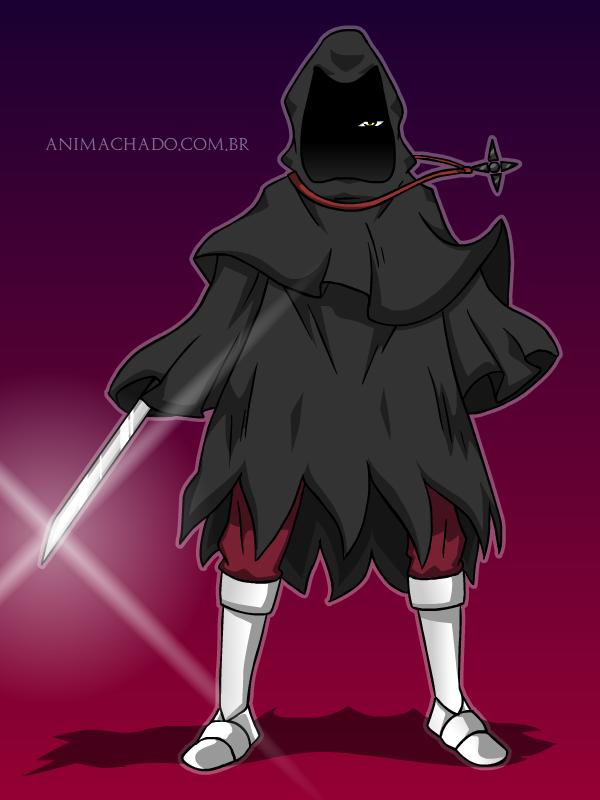 Liga's Warrior by Animachado