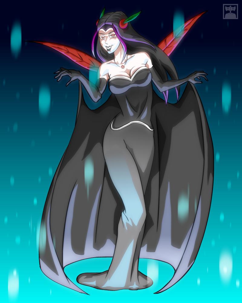Queen Agatha by Animachado
