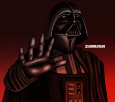 Darth Vader by Animachado