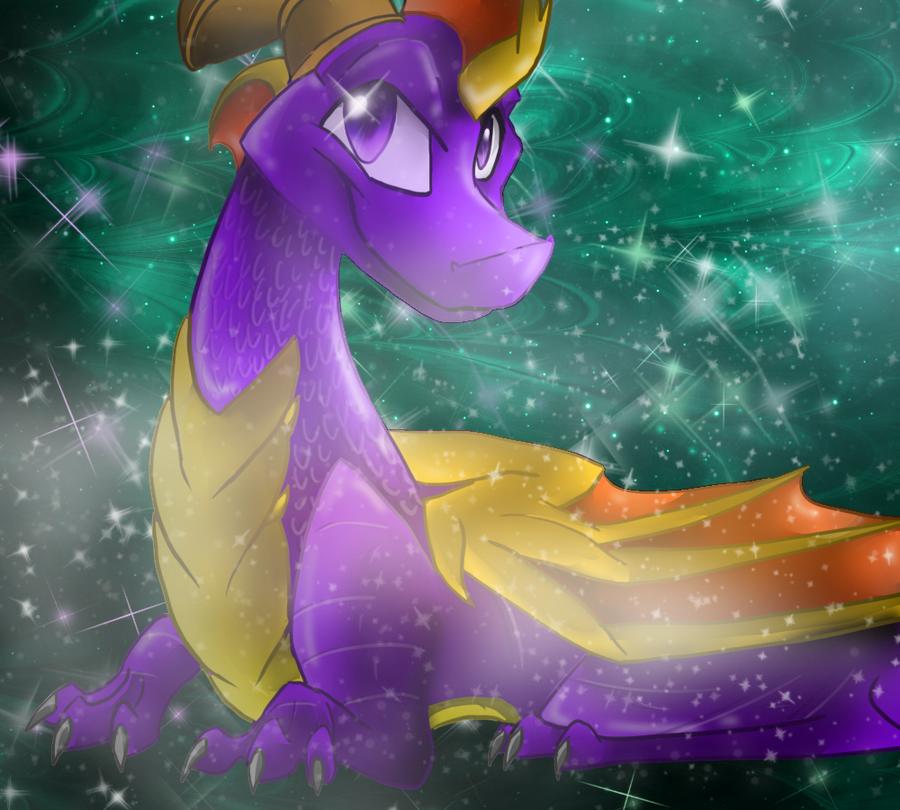 Spyroo o3o by GiNNaRu-Chan