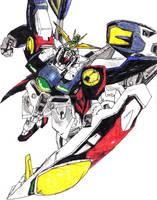 Wing Zero by Giokid