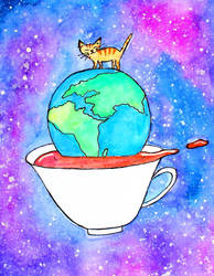 The World in a Teacup..