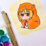 umaru-chan! fanart~ by Momoksha