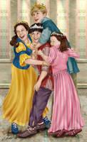 Narnia Royal Family