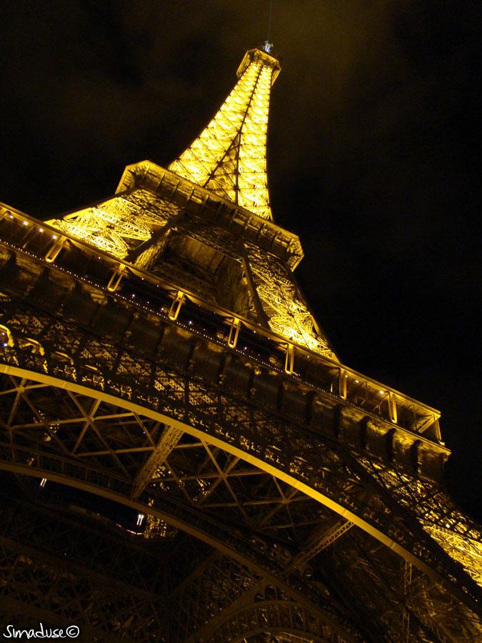عکس های زیبا از برج ایفل