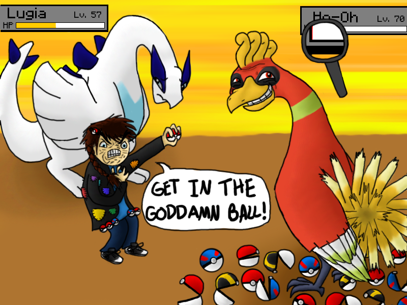 Screw You, Ho-Oh. by LuckyDoggy
