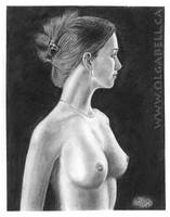 Classic Nude Female by OlgaBell