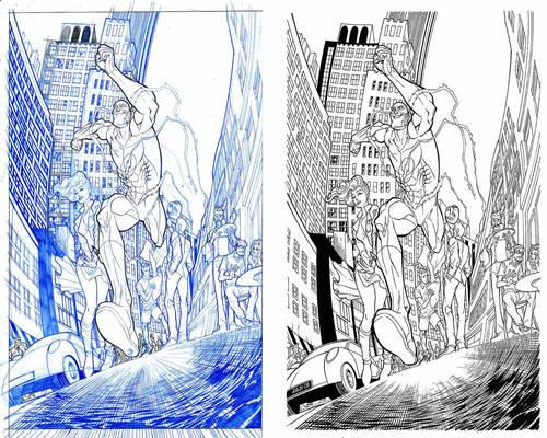The Flash pre mag