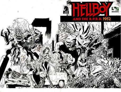 Hellboy 100 - Heroes Initative
