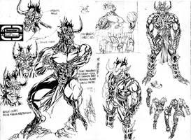 Arkyan-further designs
