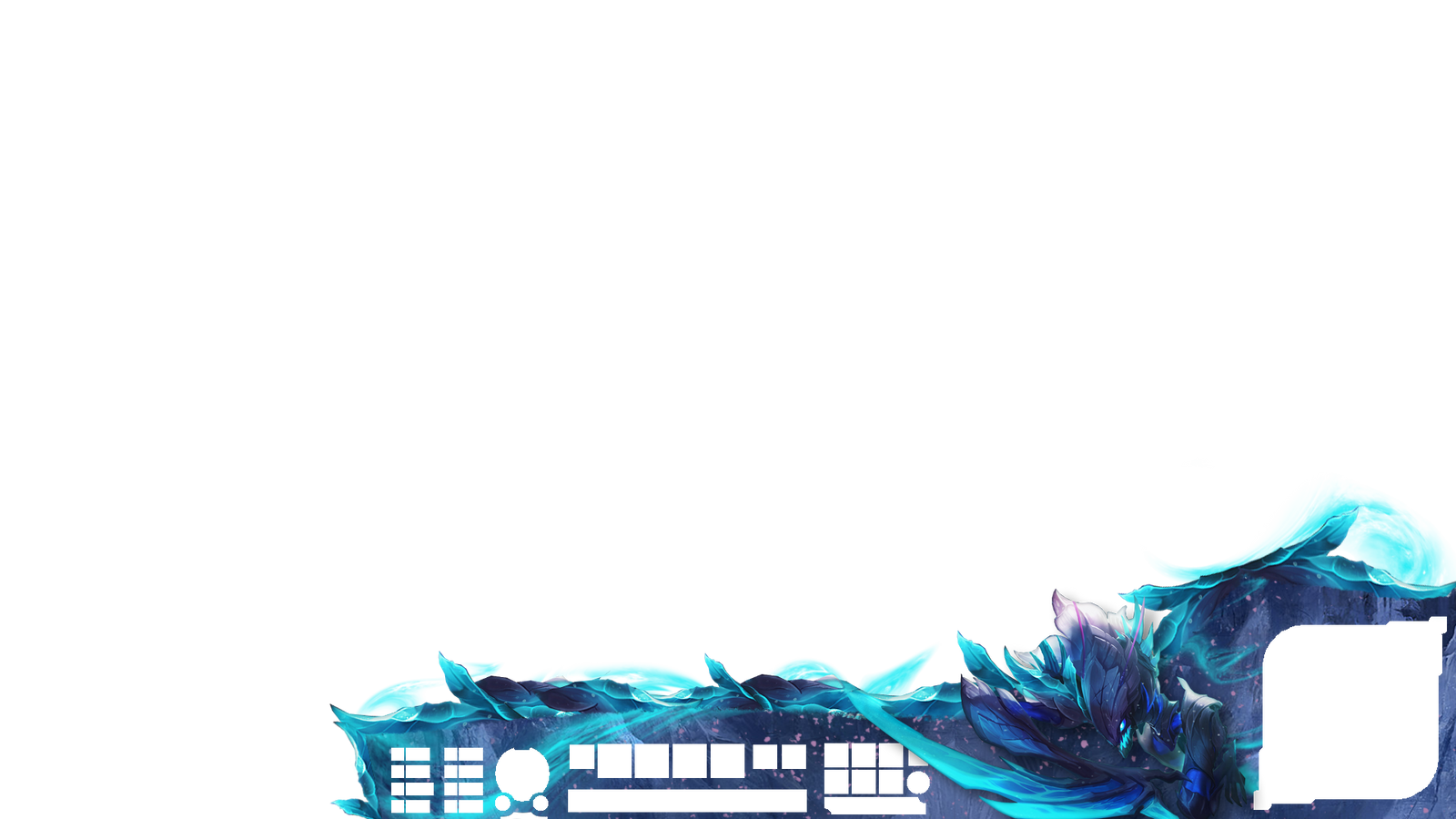League of legend Overlay Kha'zix Death Blossom by h4nabi