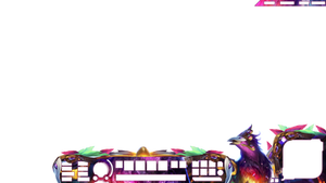 League of legends Overlay - Festival Queen Anivia by h4nabi