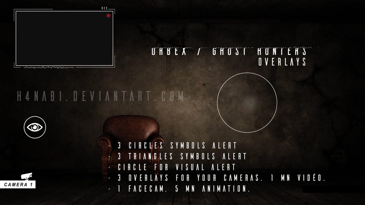 Ghost Hunters Chat Room