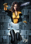 Shadowcat from X-men