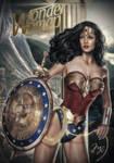 Wonder Woman-Princess Diana COMMISSION