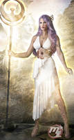 Athena from Saint Seiya 2013