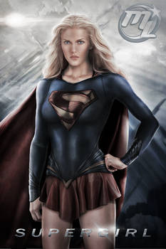 Supergirl from Man of Steel 2013