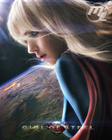 Supergirl From Man of Steel II by MLauviah