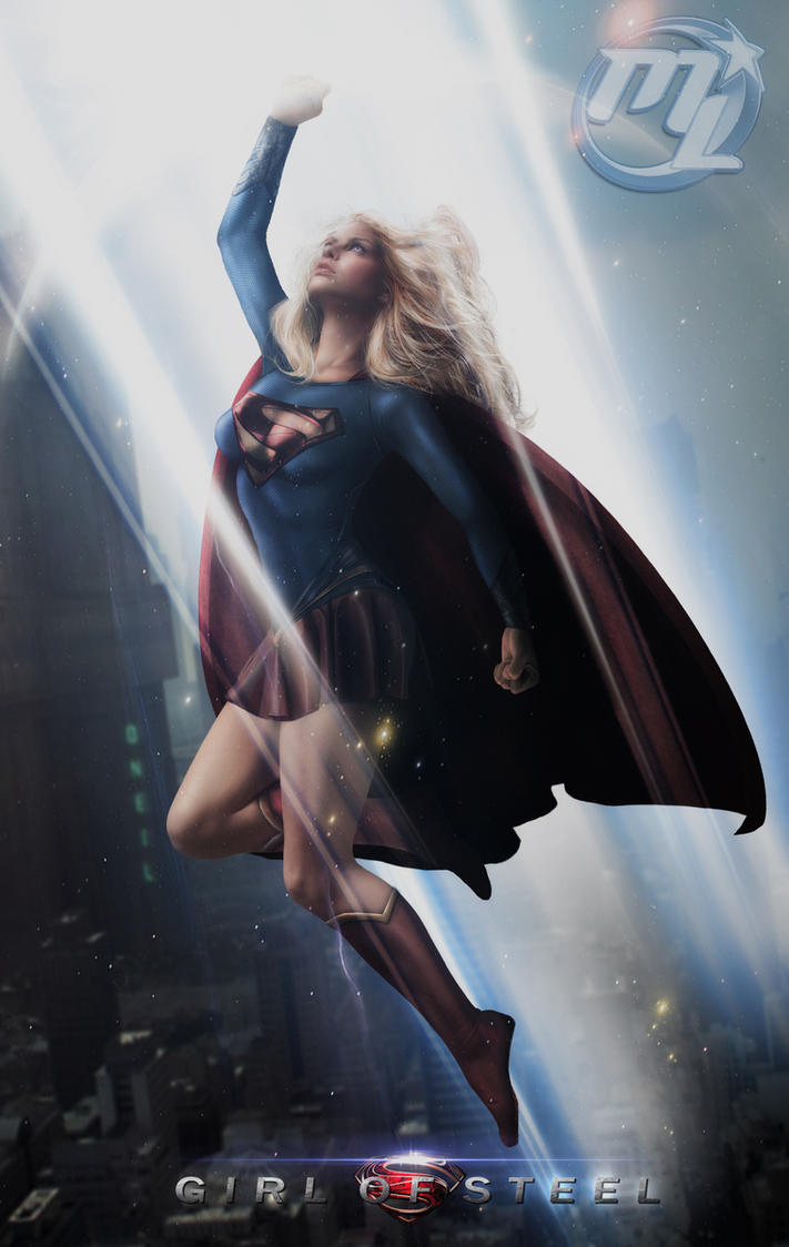 Supergirl 2013 by Maryneim