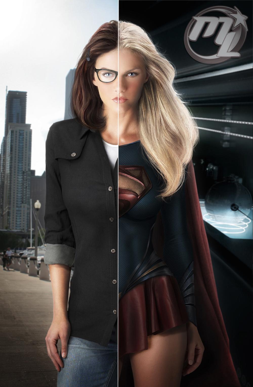 Kara Danvers/Supergirl from Man of Steel by MLauviah