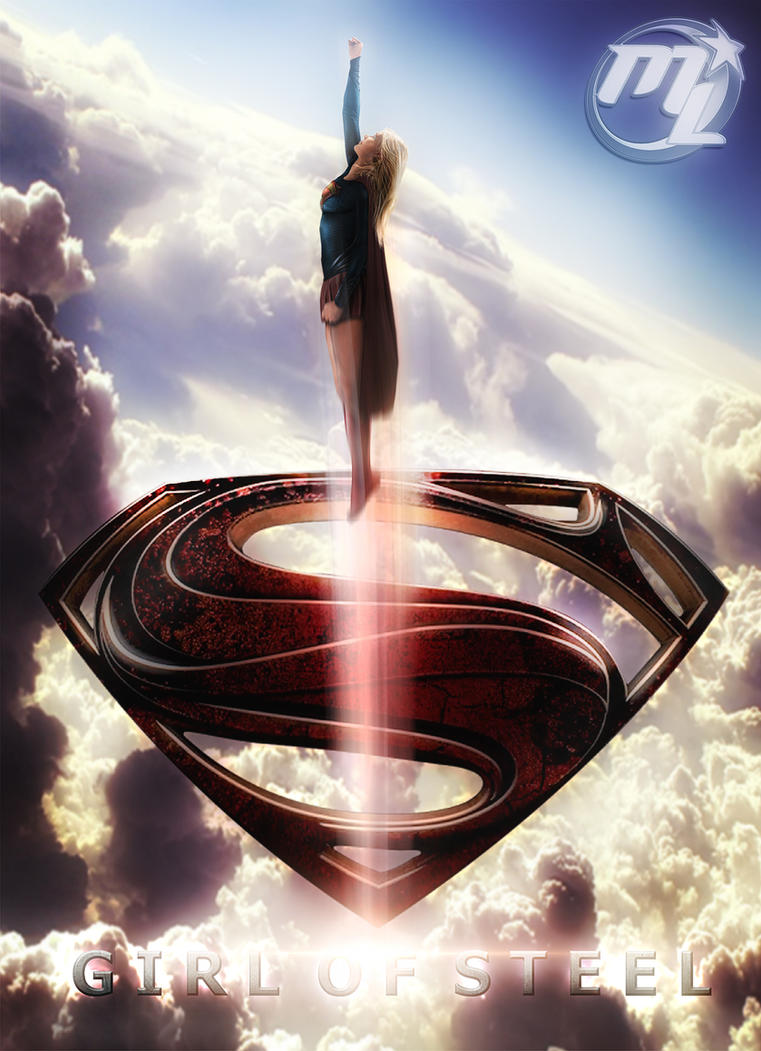 Supergirl II by Maryneim