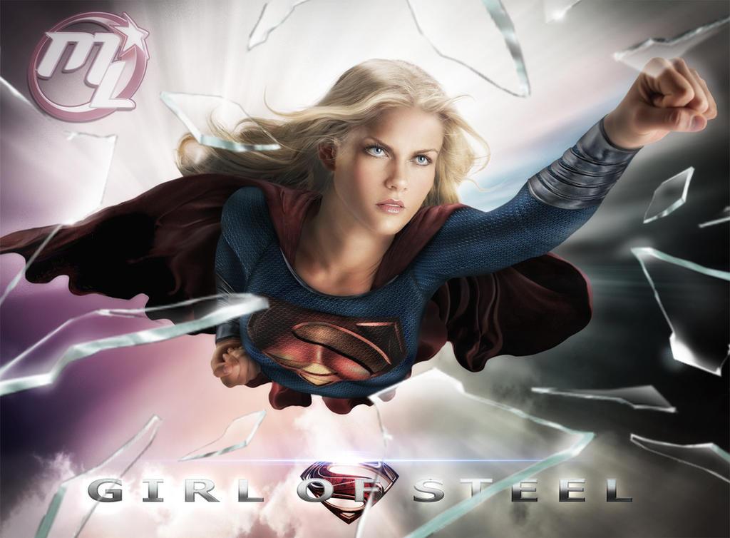 Supergirl III by Maryneim
