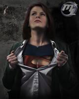 Supergirl/Linda Danvers From DC by MLauviah
