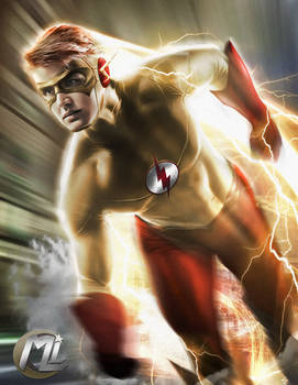 Kid Flash from DC