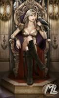 Queen Sheila The Villain TEAM CYCLONE