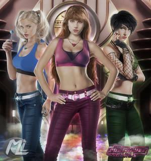 The Powerpuff Girls 2014