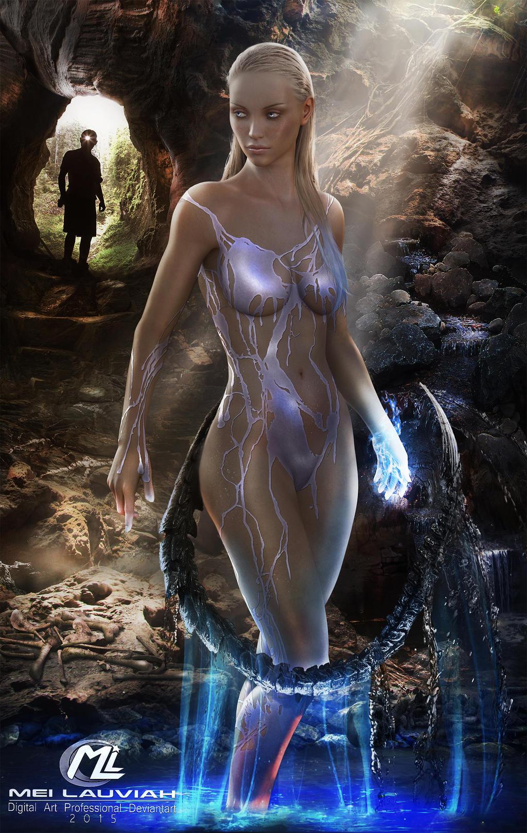 Alien Women Nude 118