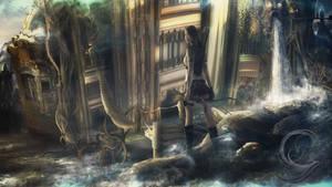 Tomb Raider by MLauviah