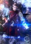Warrior Hann The Divine COMMISSION