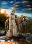Thydia, Goddess Of Vengeance